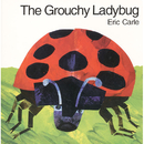 Harper Collins Publishers HC-069401320X Grouchy Ladybug Board Book