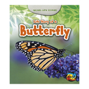 Capstone / Coughlan Pub HE-9781484604922 Life Story Of A Butterfly