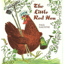 Houghton Mifflin Harcourt HO-0618836845 Little Red Hen Big Book
