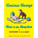Houghton Mifflin Harcourt HO-395070627 Curious George Goes To The Hospital Paperback Book
