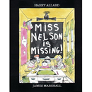 Houghton Mifflin Harcourt HO-395401461 Miss Nelson Is Missing Book