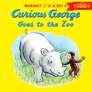 Houghton Mifflin HO-9780544110007 Curious George Goes To The Zoo