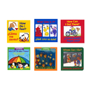 Houghton Mifflin HO-9780544442856 Good Beginnings Bilingual  Set Of 6 - Board Books