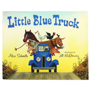 Houghton Mifflin HO-9780547482484 Little Blue Truck Big Book