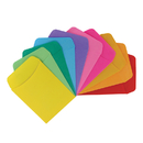 Hygloss Products HYG15730 Bright Pockets 3.5X3.75 3 Ea Of 10
