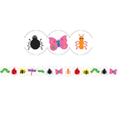 Hygloss Products HYG33614 Bugs Border