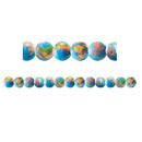 Hygloss Products HYG33619 Globe Bright Border