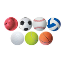 Hygloss Products HYG33716 6In Sports Accents