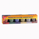 Hygloss Products HYG37506 Glitter 3/4 Oz - 6 Pack