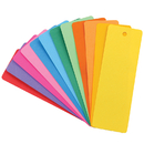 Hygloss Products HYG42610 Bookmarks 2 X 6 Asstd Colors 100