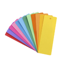 Hygloss Products HYG42650 Bookmarks 2 X 6 Asstd Colors 500