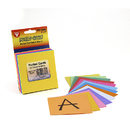 Hygloss Products HYG43317 Mighty Brights Pocket Cards 3X3 8 Ea Of 12 Colors + 4 White