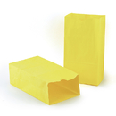 Hygloss Products HYG66510 Colored Craft Bags Yellow