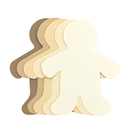 Hygloss Products HYG68285 Multicultural Family Cut Outs 8 1/2 In Daddy