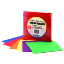 Hygloss Products HYG88169 Tissue Paper 480Ct 5In Squares Primary Colors