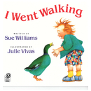 Houghton Mifflin Harcourt ING0152380108 I Went Walking Big Book