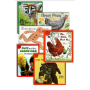 Houghton Mifflin Harcourt ISBN9780618681174 Classic Fairy Tales Set Of All 6 Books