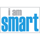 Inspired Minds ISM0001P I Am Smart Poster