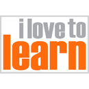 Inspired Minds ISM0005M I Love To Learn Magnet