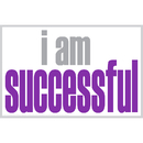 Inspired Minds ISM0008M I Am Successful Magnet