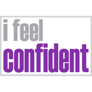 Inspired Minds ISM0029M I Feel Confident Magnet