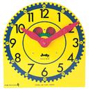 Carson Dellosa J-209040 Original Judy Clock 12-3/4 X 13-1/2 - Wood W/ Standard
