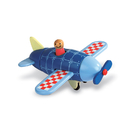 Juratoys Us JND05205 Magnetic Vehicles Airplane