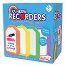 Junior Learning JRL149 Rainbow Recorders Set Of 4