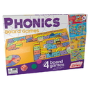 Junior Learning JRL422 Phonics Board Games