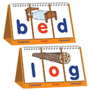Junior Learning JRL467BN Doublesided Flip Stands, 3 EA