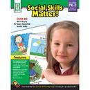 Carson Dellosa KE-804112 Social Skills Matter Books Gr Pk-2
