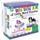 Carson Dellosa KE-840016 Big Box Of Little Word Puzzles