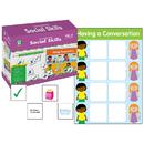 Carson Dellosa KE-840027 Social Skills Centersolutions Pk-2