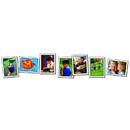Carson Dellosa KE-845005 Photographic Learning Cards Verbs Actions