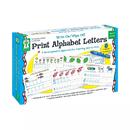 Carson-Dellosa KE-846035 Write On/Wipe Off Print Alphabet Letters