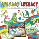 Kimbo Educational KIM9178CD Leaping Literacy Rhythm Sticks Ribbons & Games Cd