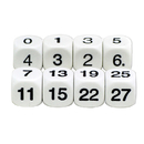 Koplow Games KOP01616 Math Numbers Dice