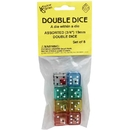 Koplow Games KOP11703 Double Dice