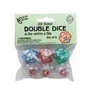 Koplow Games KOP12622 20 Sided Double Dice