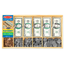 Melissa & Doug LCI1273 Play Money Set