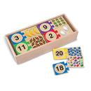 Melissa & Doug LCI2542 Self Correcting Number Puzzles