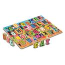 Melissa & Doug LCI3833 Jumbo Abc Chunky Puzzle