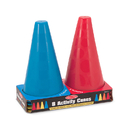 Melissa & Doug LCI4004 8 Activity Cones