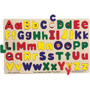 Melissa & Doug LCI47 Puzzle Upper & Lowercase Alphabet