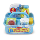 Melissa & Doug LCI8602 Lets Play House Spray Squirt & Squeegee Play Set