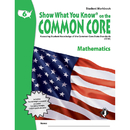 Lorenz / Milliken LEPNA3621 Gr 6 Student Workbook Mathematics Show What You Know On The Common