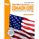 Lorenz / Milliken LEPNA3720 Gr 7 Parent Teacher Edition Math Show What You Know On The Common