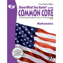 Lorenz / Milliken LEPNA3820 Gr 8 Parent Teacher Edition Show What You Know On The Common