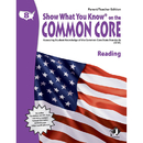 Lorenz / Milliken LEPNA3850 Gr 8 Parent Teacher Edition Reading Show What You Know On The Common