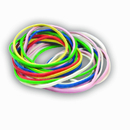 Learning Resources LER0252 Rubber Bands 250/Pk